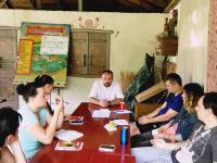 На Черкащині журналістів та активістів громад навчають цікаво писати про децентралізацію