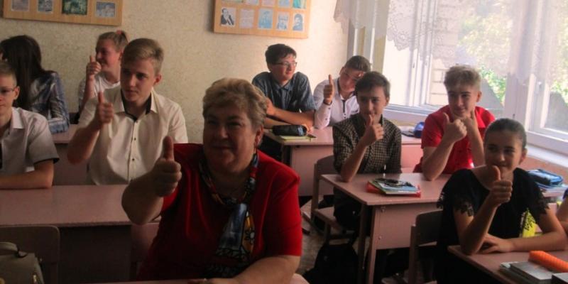 Старшокласники Чигиринщини вивчали питання євроінтеграції