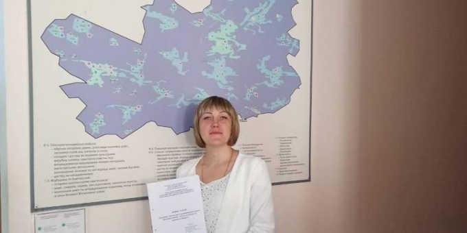 У вересні поточного року одноразово виплату допомоги по безробіттю для організації підприємницької діяльності отримала Тетяна Ващішіна