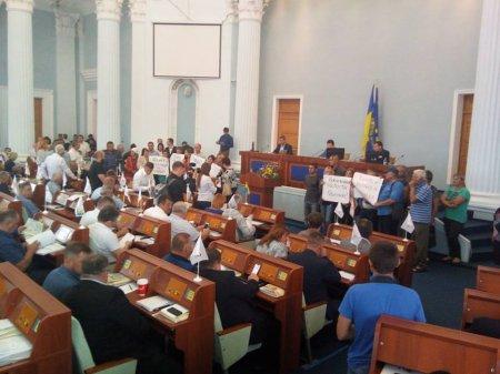 Обласні депутати не підтримали своїм рішенням розвиток на Черкащині нових громад