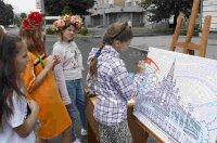 У Черкасах презентували соціально-мистецький проект «Черкаси в кольорі» (фото)