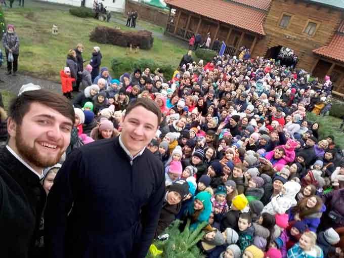 В «українській Лапландії» проведуть Фестиваль вуличної їжі