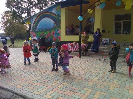 У Мокрокалигірській ОТГ відкрили оновлений дитсадок для дітей одного із сіл громади
