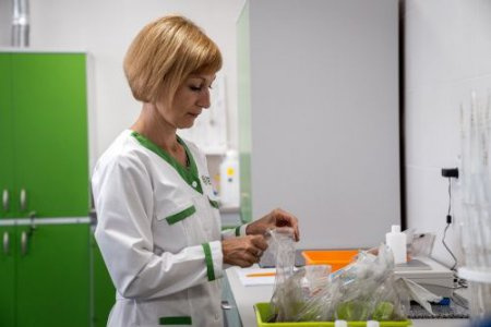 Відкритий у Черкасах «Інститут здоров'я рослин» бере участь  у міжнародних проектах та планує досліджувати пісок, повітря,  лікарську сировину та харчові продукти