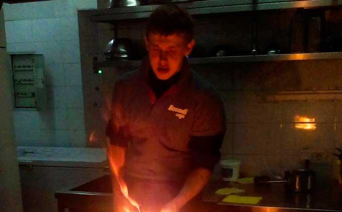 Молодий воїн із Звенигородщини опанував професію до душі