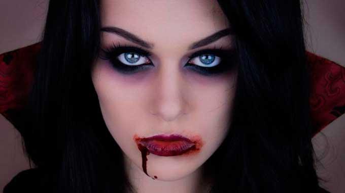 5 сумасшедших идей для макияжа на Хэллоуин