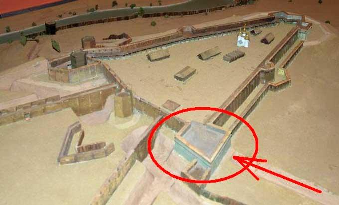 захисна споруда – бастіон Дорошенка Чигиринської фортеці
