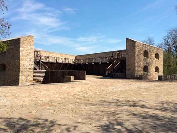 бастіон Чигиринського замку