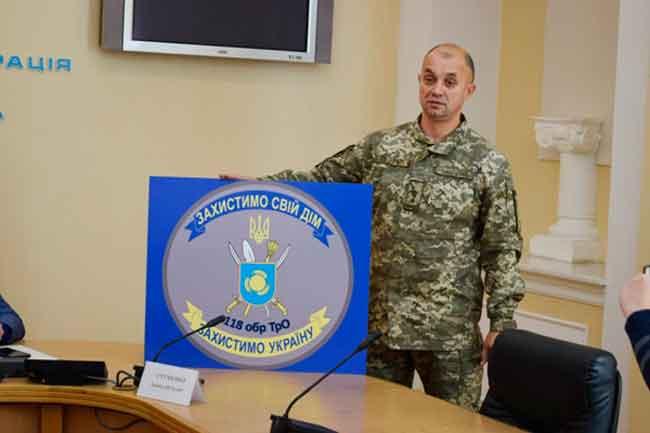 На Черкащині набирають резервістів до бригади територіальної оборони