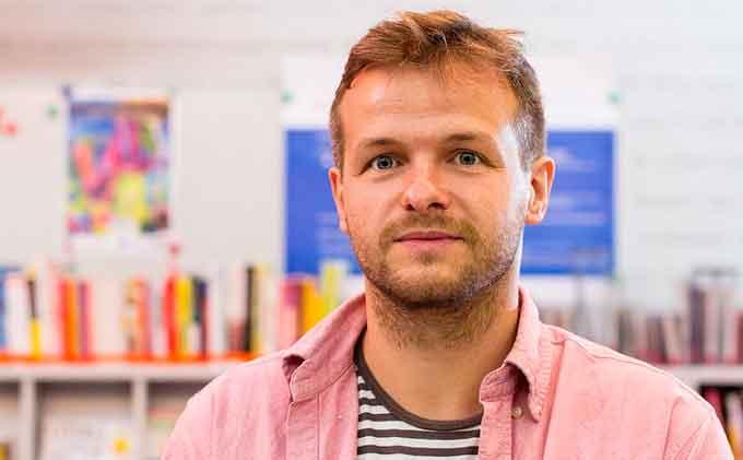 У Черкасах Артем Чапай презентує книгу про сучасну Україну