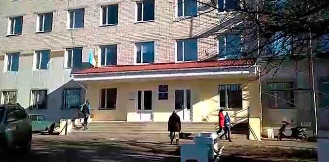 У Смілянській райлікарні гріються, як можуть (відео)