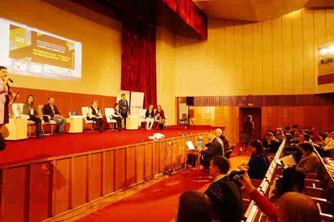 27 листопада на Черкащині пройшов міжрегіональний форум інститутів громадянського суспільства «ГРАНТуємо ЗМІНИ 4.0», що об'єднав навколо теми активізації громадської участі у житті суспільства представників понад 200 ОТГ та НУО