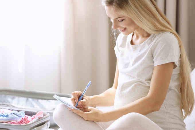 Що таке календар вагітності та як його вести: корисні поради