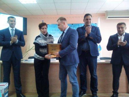 На Черкащині відзначили спортсменів-переможців