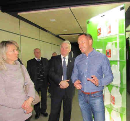В Україні з'явиться навчально-науковий центр «Сучасні технології захисту рослин»