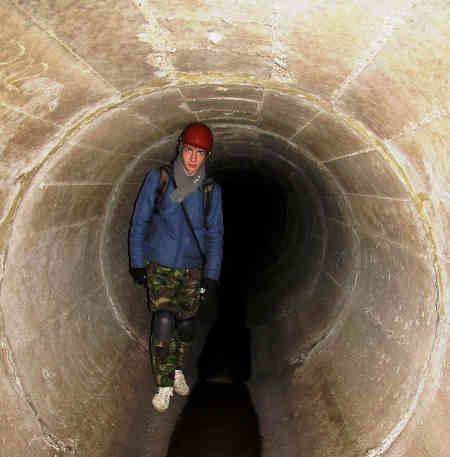 Про таємниці підземних Черкас розповів краєзнавець