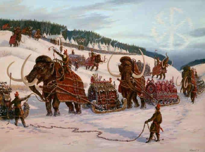 епоха мамонтів