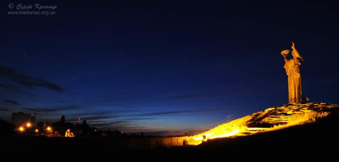 «У Черкасах знаходиться один з найвеличніших язичницьких монументів світу – Пагорб Богині Слави», - краєзнавець