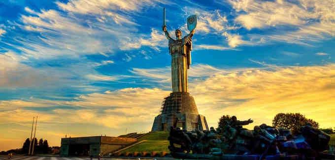 Батьківщина-Мати у Києві