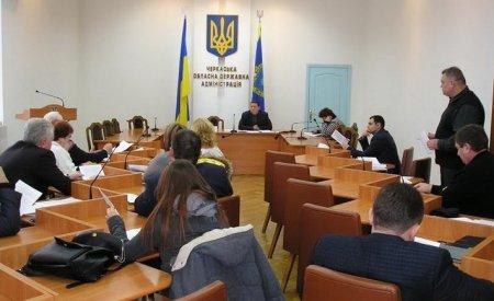 Збирається перша цьогоріч Регіональна рада підприємців Черкащини