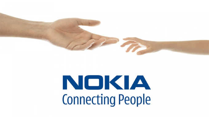 Логотип відомої телекомунікаційної компанії «Нокіа»