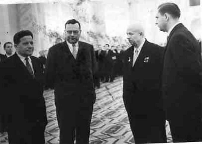 Відомий повстанський атаман Чорний Ворон працював в уряді Микити Хрущова - черкаський краєзнавець