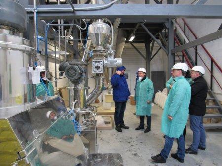 «UKRAVIT» модернізує своє черкаське виробництво