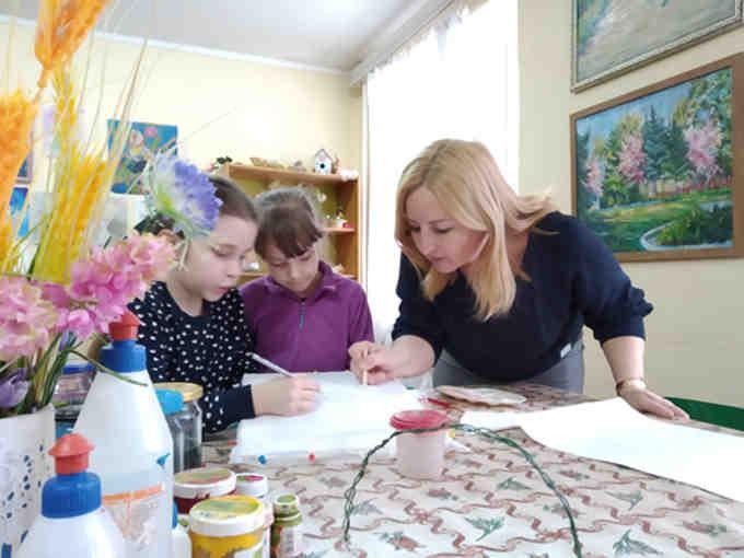 Викладачі та студенти Черкаського художньо-технічного коледжу провели серію майстер-класів