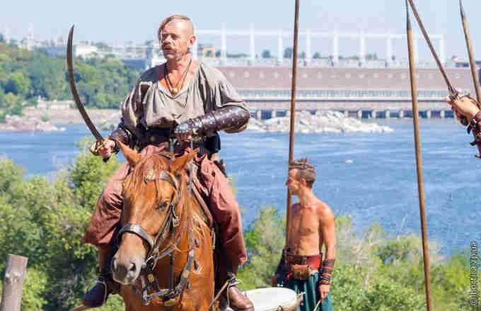 «Веселий Роджер» над Дніпром - про черкаських піратів розповів краєзнавець