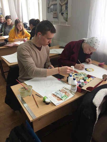 Студенти ЧХТД гідно представили Черкаську школу дизайну у Харкові