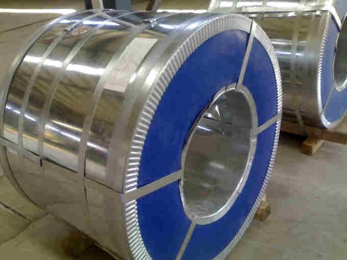 Как выбрать оцинкованную сталь в рулонах