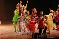 Вихованці та педагоги черкаського ЦДТ представили мюзикл «Країна натхнення»