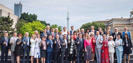 Бузівська громада планує втілити на Черкащині канадський досвід «зеленого шляху» та підтримки малого бізнесу