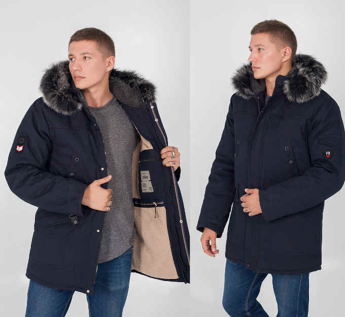 Зима становится любимой порой года с качественной зимней курткой