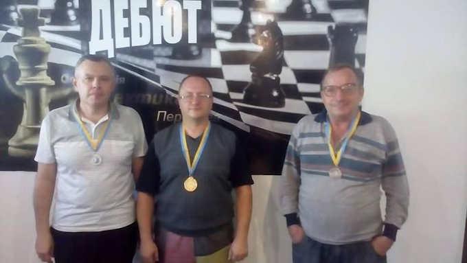 У Черкасах відбувся турнір зі швидких шахів (рапід)