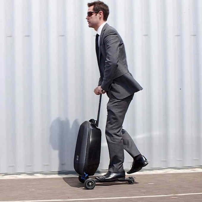 Бізнес-подорож: валізи та сумки для ділової людини