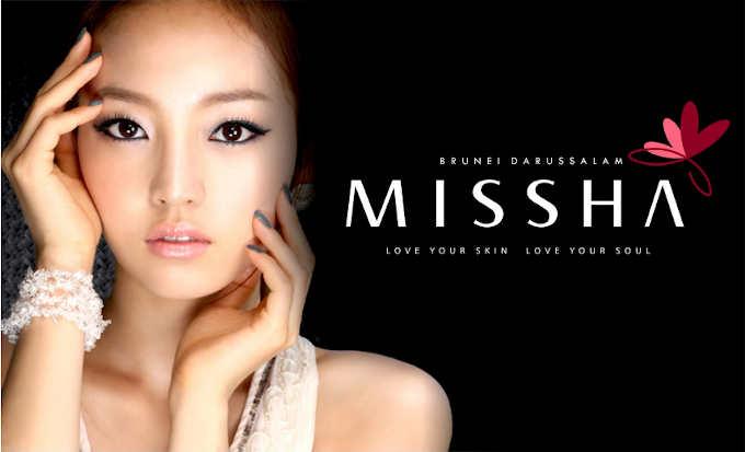 Декоративная косметика MISSHA по доступным ценам в интернет-магазине в Sweet and Spa