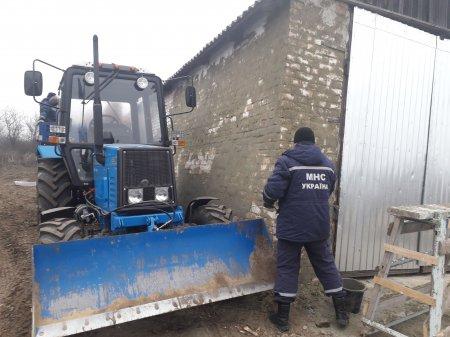 Жителі Лип'янської громади облаштовують пожежно-рятувальний підрозділ