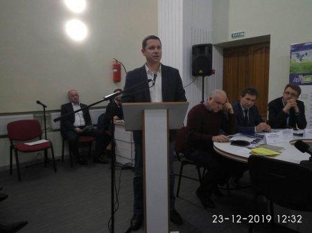 Олександр Турченяк розкрив методи збереження кадрового потенціалу Черкащини