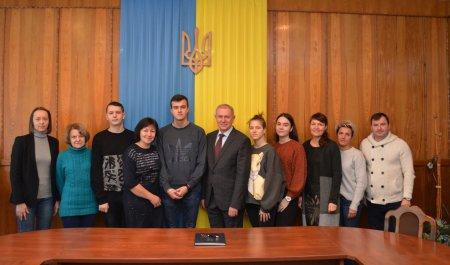 Черкаські студенти отримали гранти на навчання в Європі