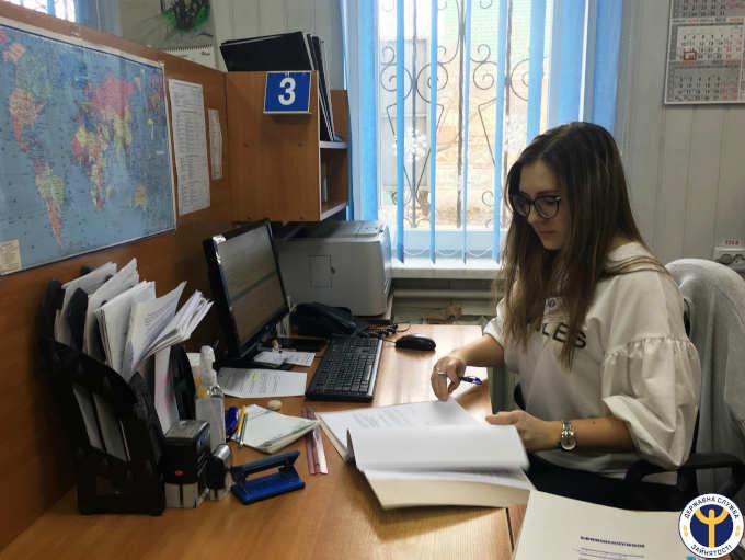 Наталія Черепенко з Черкас