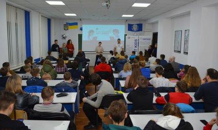 У Черкасах стартує п'ятий сезон безкоштовних курсів програмування для школярів