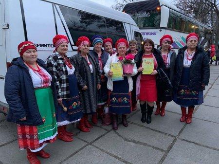Співочий колектив Мокрокалигірської ОТГ став кращим в Україні