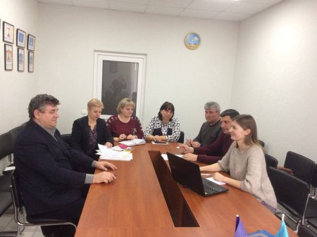 Громади Черкащини навчають  спіробітництву