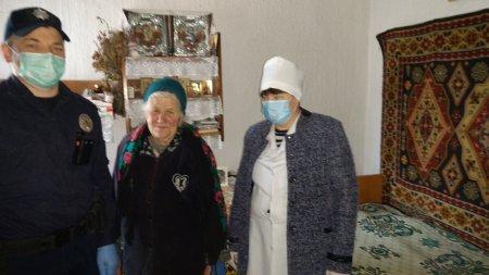 У Матусівській громаді проводять роз'яснювальну роботу та перевіряють стан здоров'я літніх людей