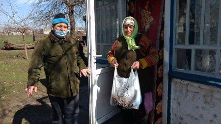 Матусівська громада у карантин подбала про своїх найуразливіших мешканців