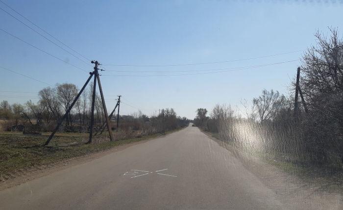 Дорога у Шполянській ОТГ, яку ремонтуватимуть