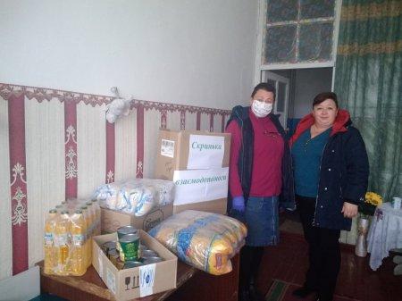 У Балаклеївській громаді створили гуманну традицію - «Скриньку взаємодопомоги»