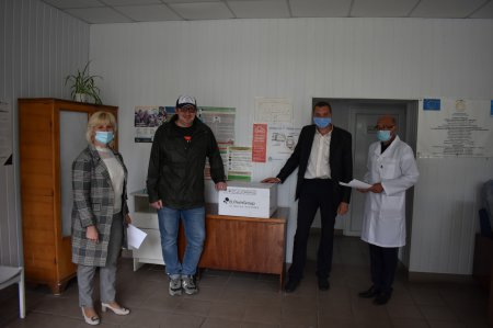 У Матусівській громаді з'явиться сучасно обладнана медична лабораторія