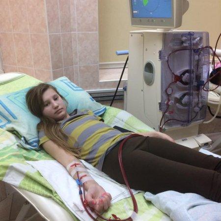 Мокрокалигірська ОТГ усією громадою намагається врятувати хвору дівчинку